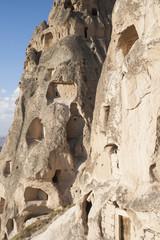 Cuevas en Capadoccia, Turquía.