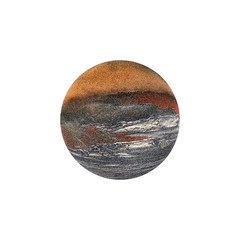 esfera con textura 01