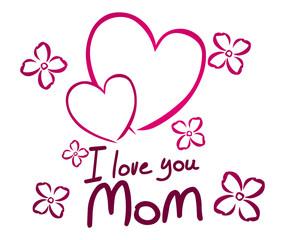 Dia de las madre flores