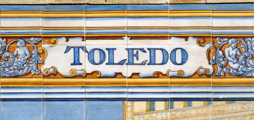 Toledo, Plaza de España, Sevilla, España