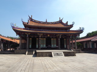 Wall Murals Place of worship 台湾 行天宮
