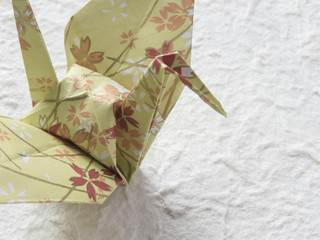 折り紙 鶴