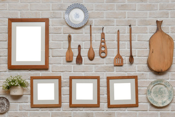 Kitchen wall decoration frame design ideas and photos Picture Frame