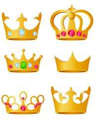 Set crown