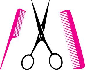Photos illustrations et vidu00e9os de ciseaux de coiffeur