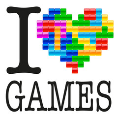 I love Games Jeu