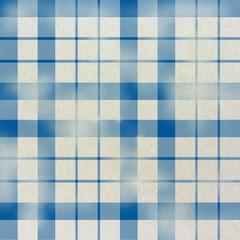 seamless tartan pattern on paper texture