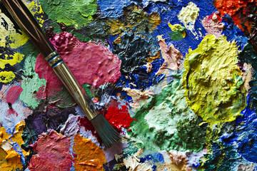 Mezclando colores