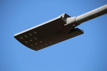 Moderne LED-Straßenbeleuchtung