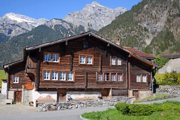 Altes Urner Bauernhaus