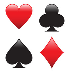 Poker Shapes