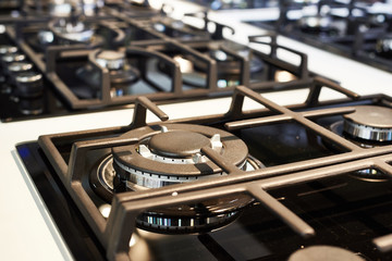 Modern cooking zone gas stove