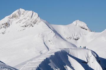 Mountains of Krasnaya Polyana, Sochi, Russia