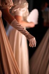 Details of vintage fashion