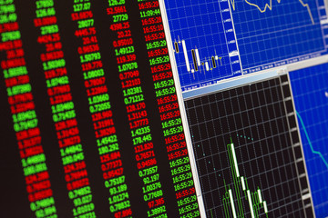 schedules and charts financial instruments