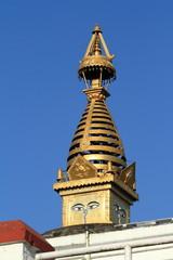 Geburtsort Buddhas in Lumbini Nepal