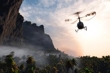 Civiele helikopter