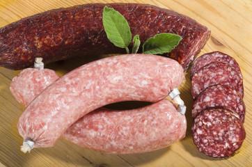 Wurst Sausage Salami Mettwurst