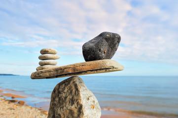 Weight stones