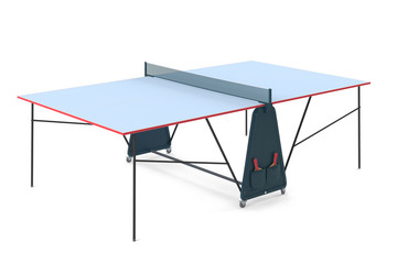 Table tennis ping pong isolated