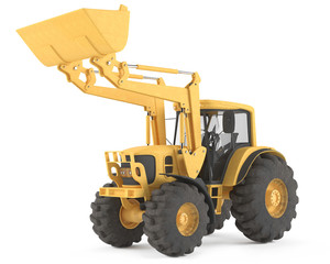 Loader isolated