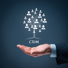 CRM and customers