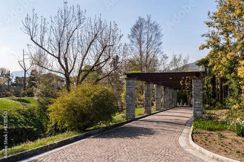 I giardini terrazzati villa taranto verbania piemonte - Giardini terrazzati immagini ...