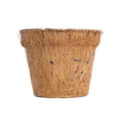 Biodegradable plant pot