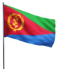Eritrea Flag Image