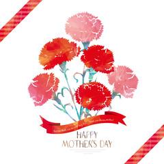 母の日 花束