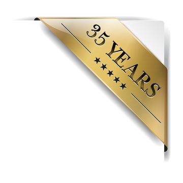 golden ribbon 35 years