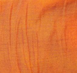 Texture of color jeans textile close up