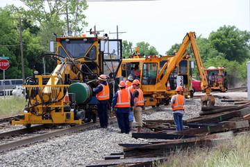 Railroad Track Repair