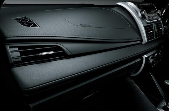 car interior detail