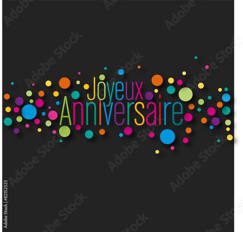 """Favorit joyeux anniversaire"""" fichier vectoriel libre de droits sur la  GY36"""