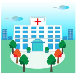 病院、総合病院、医療センター