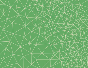 Polygon style geometric vector background