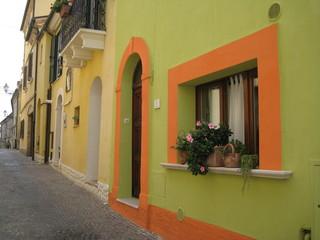 Mutignano of Pineto Province of Teramo in the Abruzzo