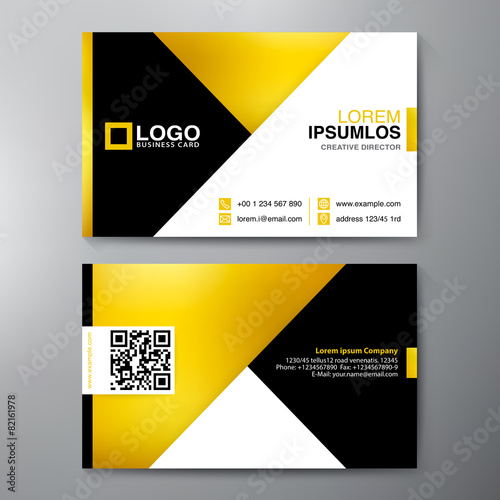Modern business card design template stock image and royalty free modern business card design template fbccfo Choice Image