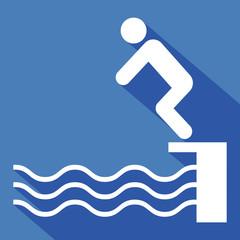 Logo plongeoir.