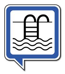 Logo piscine.