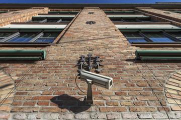 Überwachungskamera Sicherheit