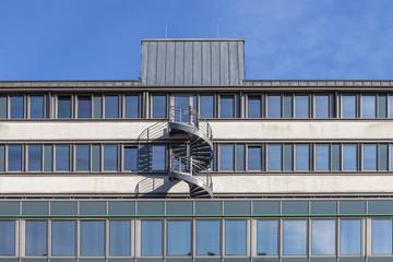 Hausfassade Fenster