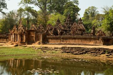Banteay Srei panorama