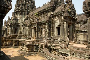 Banteay Samre temple entrance