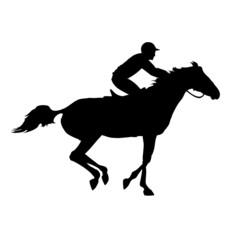 Horse. Derby