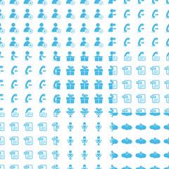 Big seamless pattern set
