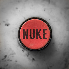 Red Nuke Button