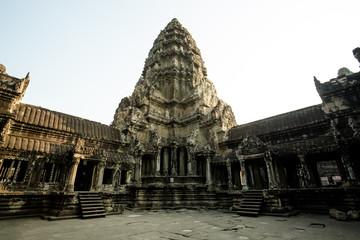 Inner tower of Angkor