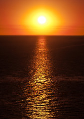 Sunset from Colonia de Sacramento, Uruguay